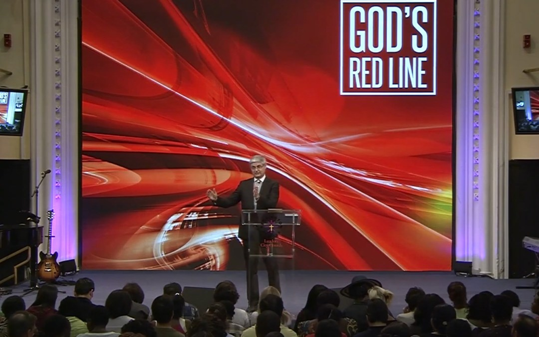 God's Red Line