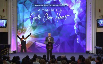 Defining Moments in the Life of David: A Man after God's own Heart