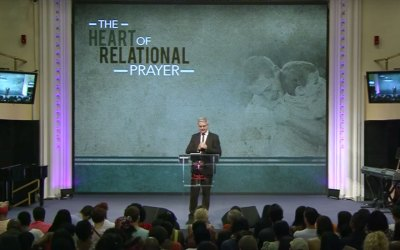 The Heart of Relational Prayer