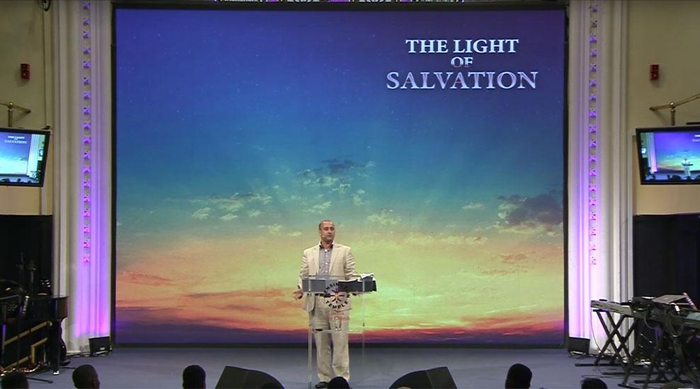 The Light of Salvation
