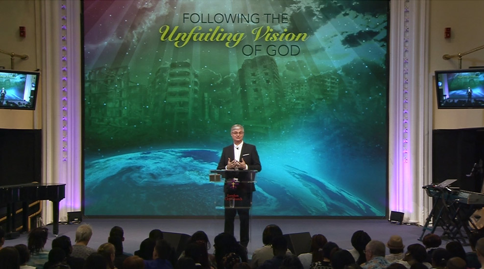 Following the Unfailing Vision of the Lord