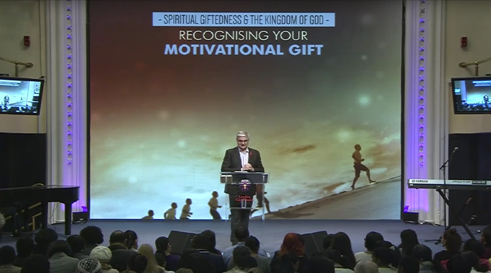 Recognising Your Motivational Gift