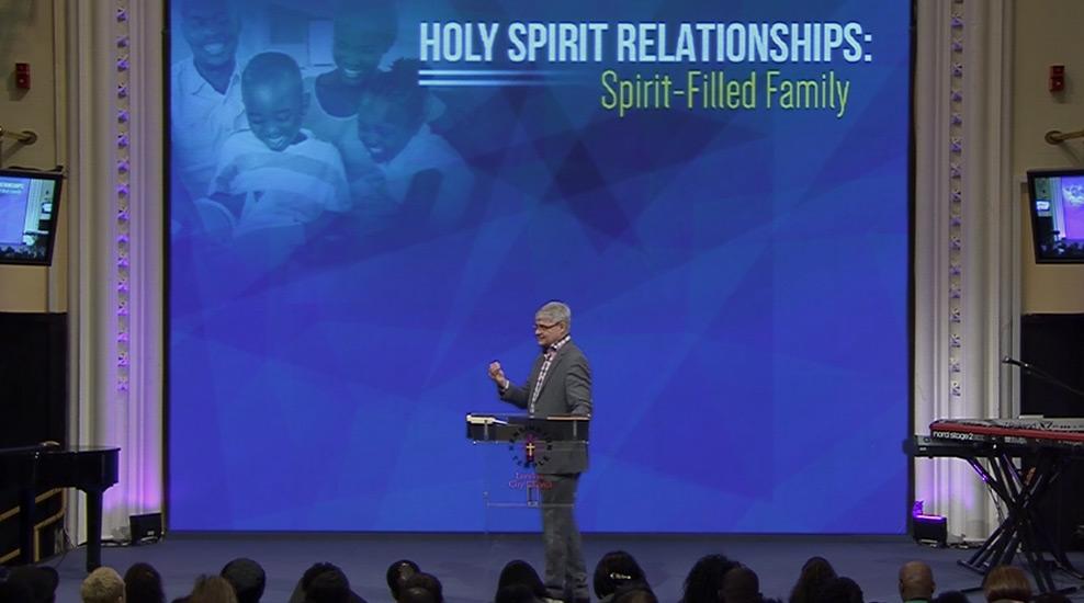 Spirit Filled Family