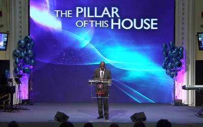 The Pillar of this House