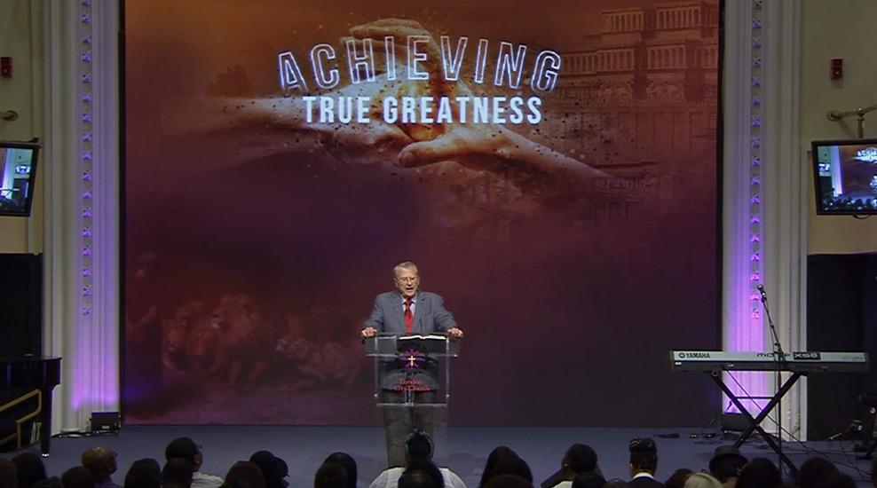 Achieving True Greatness