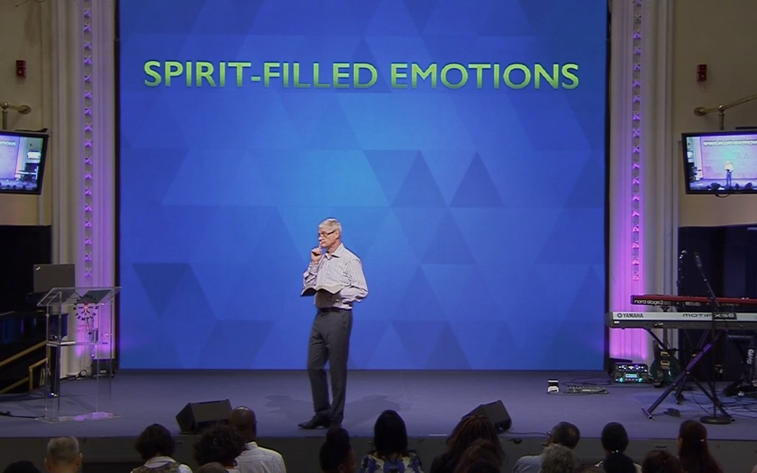 Spirit Filled Emotions
