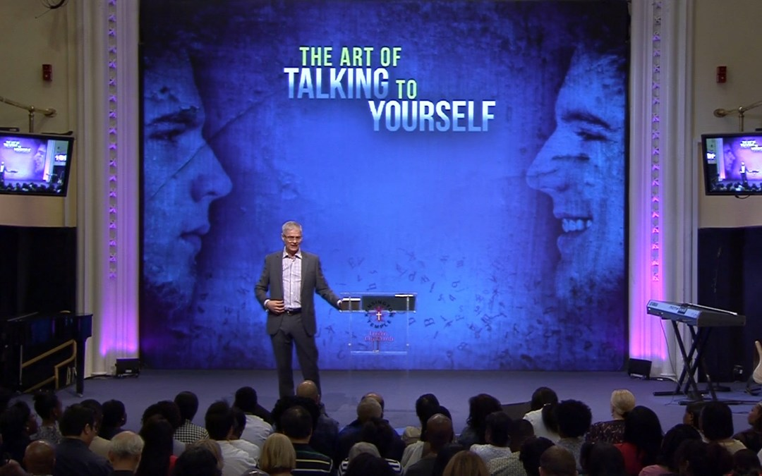 The Art of Talking to Yourself