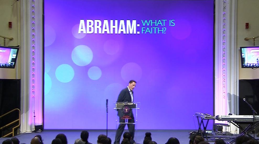 Abraham: What is Faith?