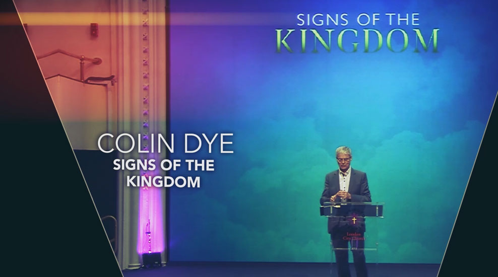 Rediscovering the Kingdom: Signs of the Kingdom