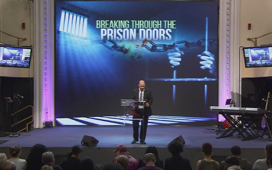Breaking through the Prison Doors