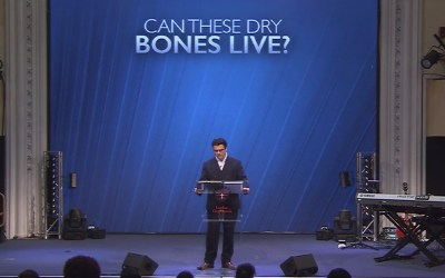 Can these dry bones live?