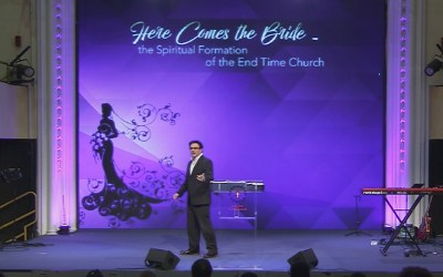 Here comes the Bride – the spiritual formation of the End Time Church