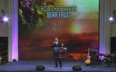 How the Barren Bear Fruit