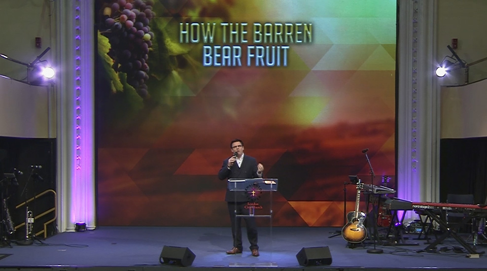 How the Barren Bear Fruit
