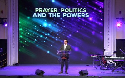 Prayer, Politics and the Powers