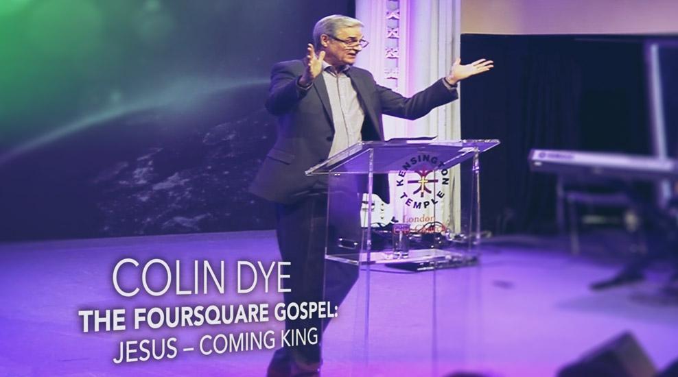 Jesus – Coming King