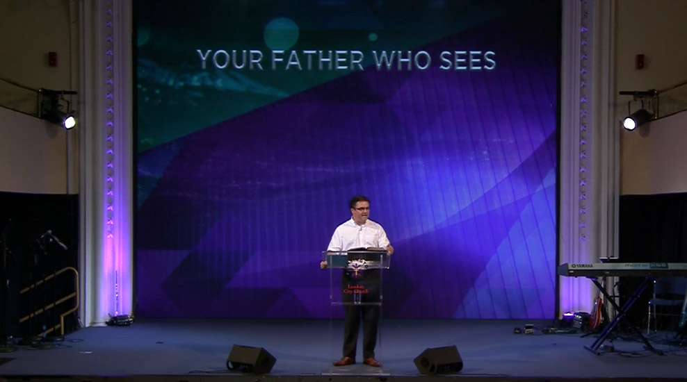 Your Father Who Sees