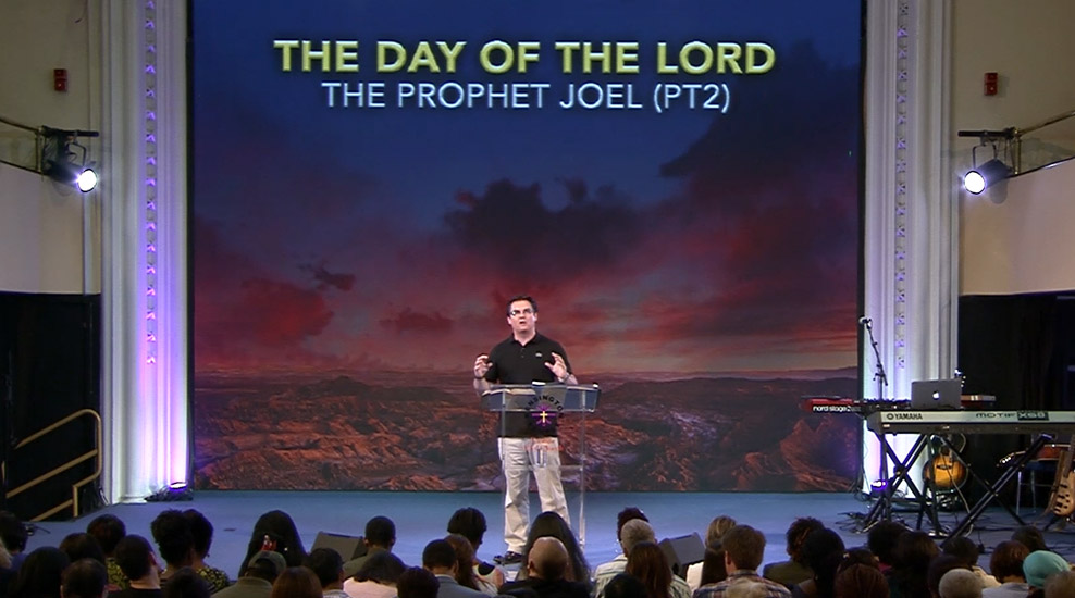 The Day of the Lord: The Prophet Joel Part 2