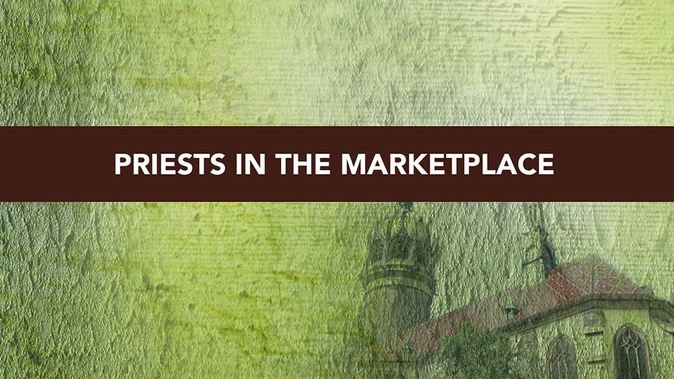 Priests in the Marketplace
