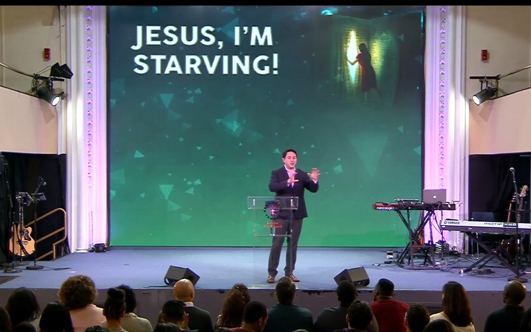 Jesus, I'm Starving!