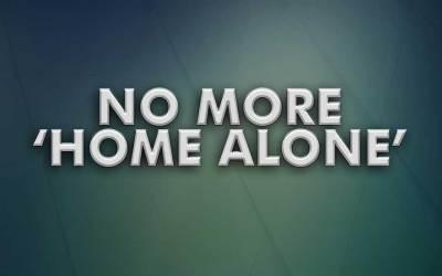 No More Home Alone