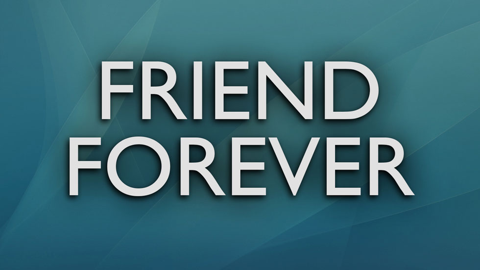 Friend Forever