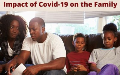 Family and Law & Welfare Webinar – The Impact of Covid-19 on the Family