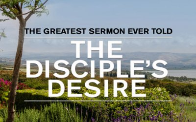 The Disciple's Desire