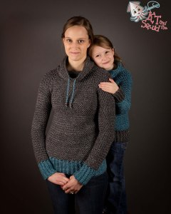 My favorite crochet pullover sweater pattern