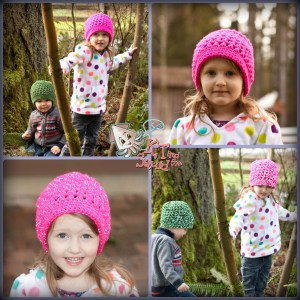Free crochet pattern. Walkabout Slouch by KT and the Squid