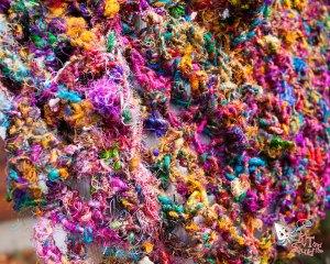 Sari Shawl Free crochet pattern