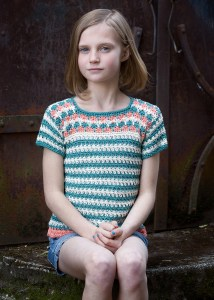 Gresham Park Girls Crochet Pattern