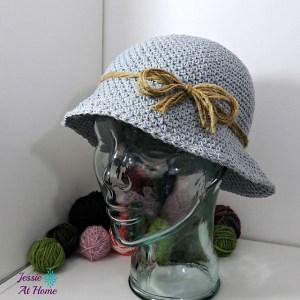 © JessieAtHome Denim Bucket Hat by Jessie Rayot