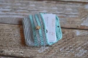 Business Card Pouch by Bethany Dearden