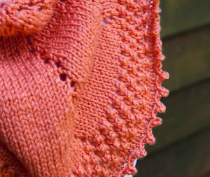 Shelton Knit Cowl Free Knit Pattern   KT and the Squid