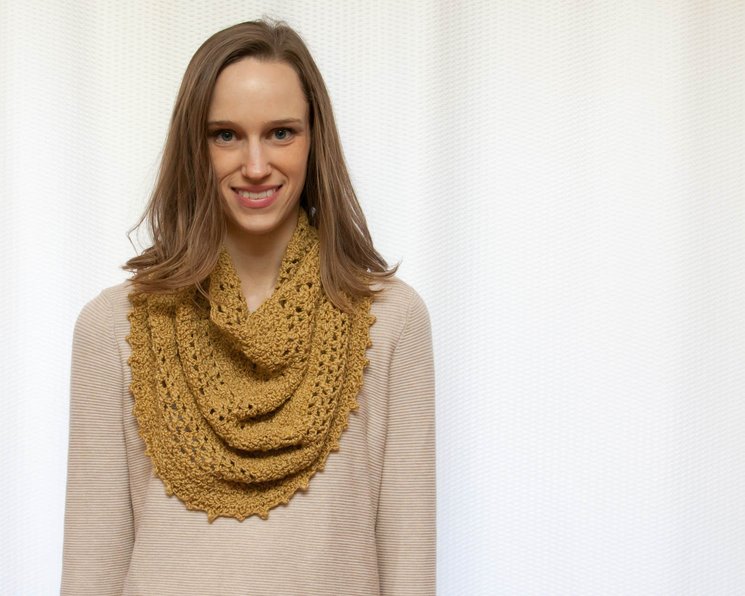 Adna Crochet Cowl Pattern Kt And The Squid