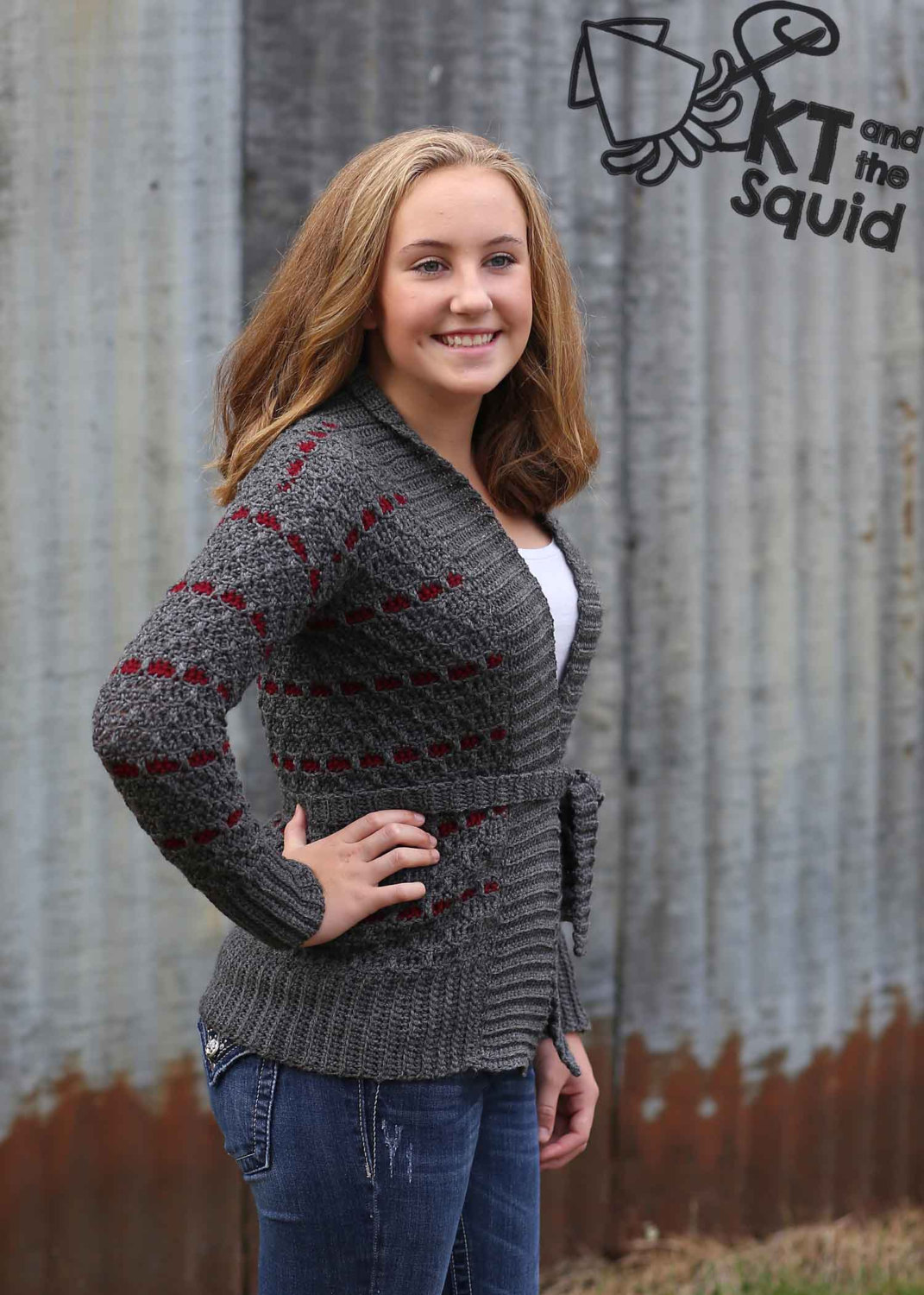 Katula Cardi Crochet Pattern Kt And The Squid