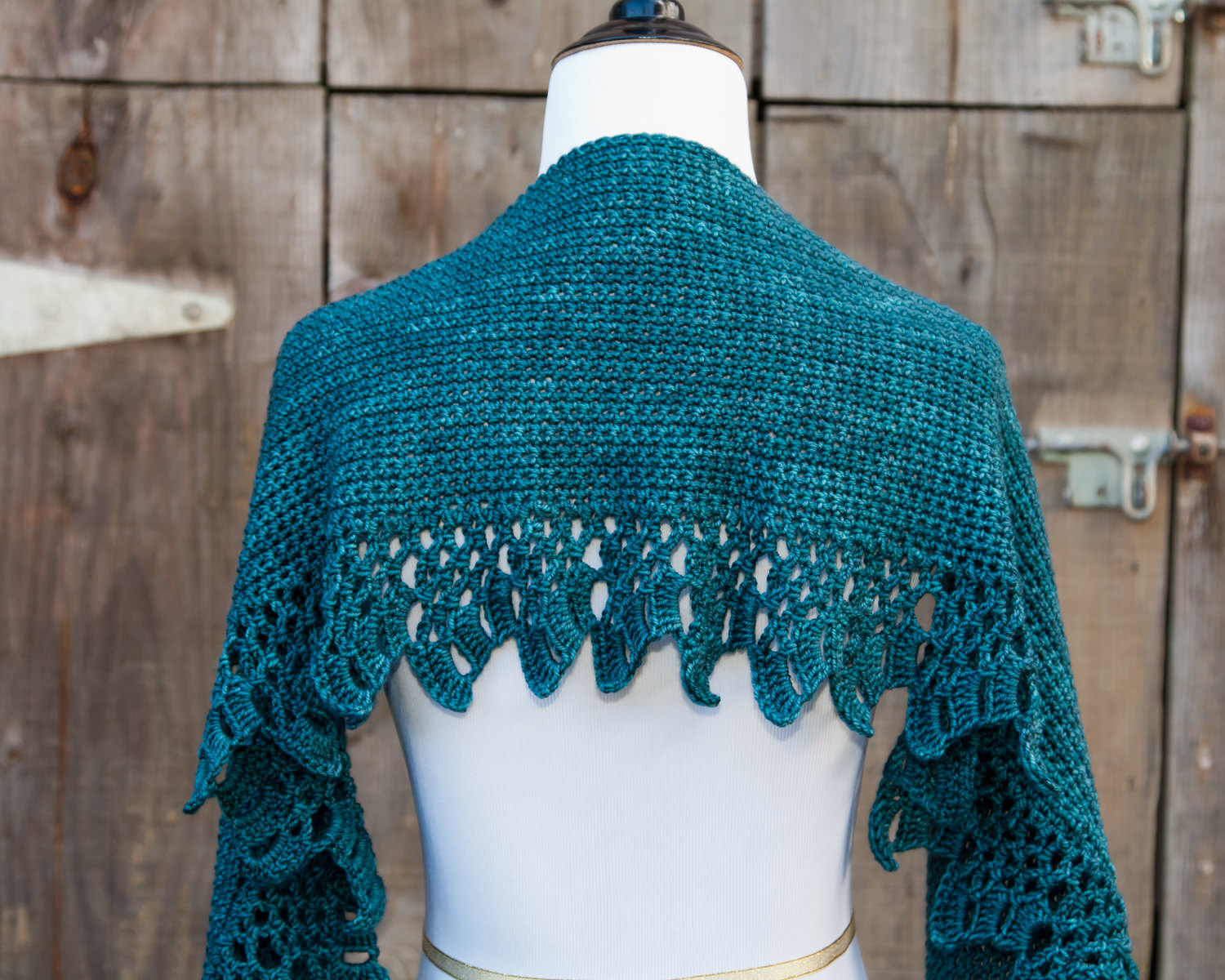Topelt Shawl Crochet Pattern Kt And The Squid