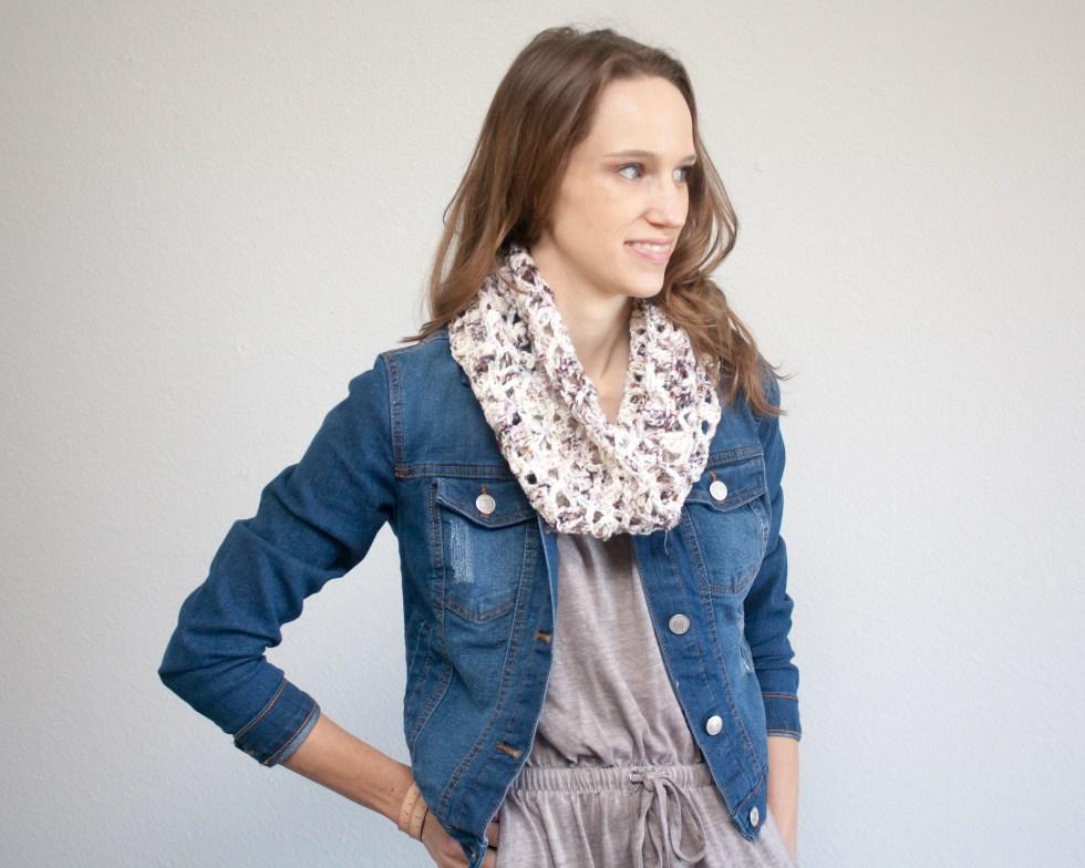 Imprezza Cowl – Crochet Pattern