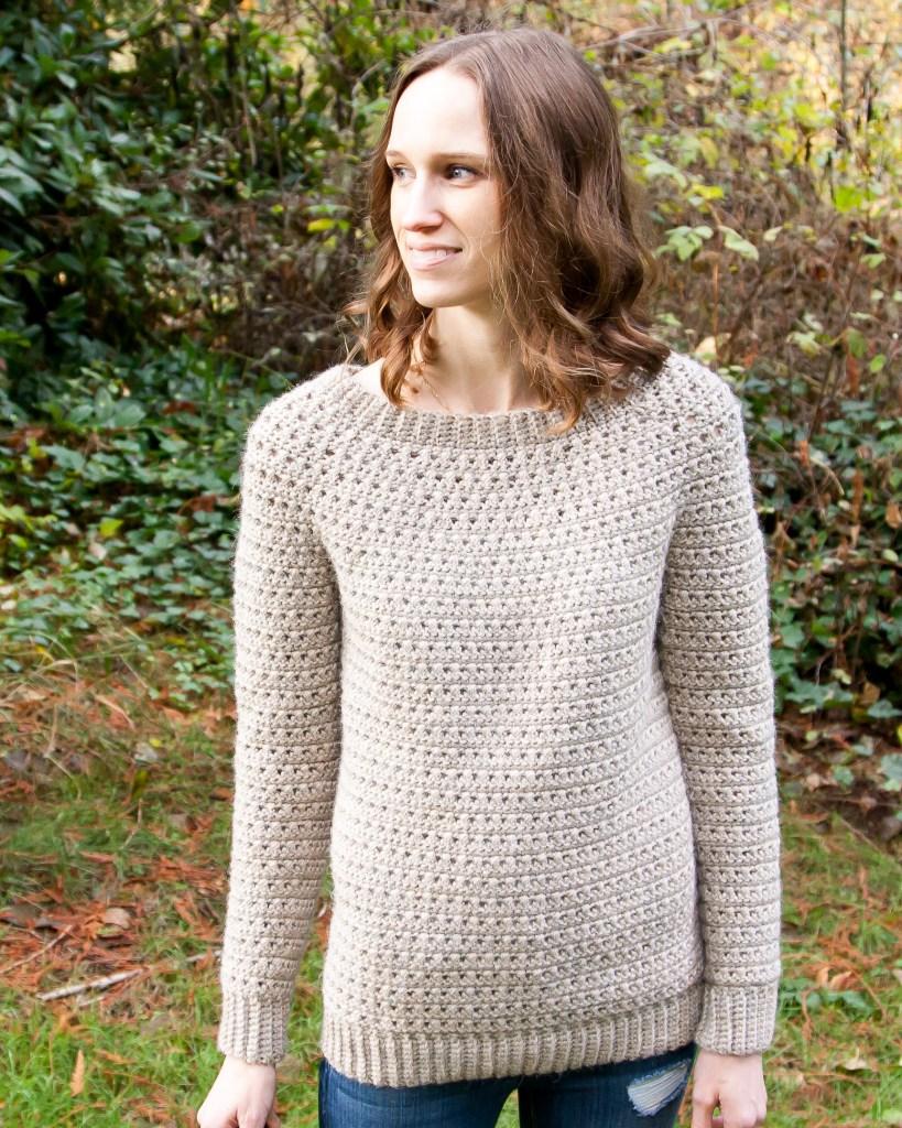Mala Pullover – Crochet Pattern