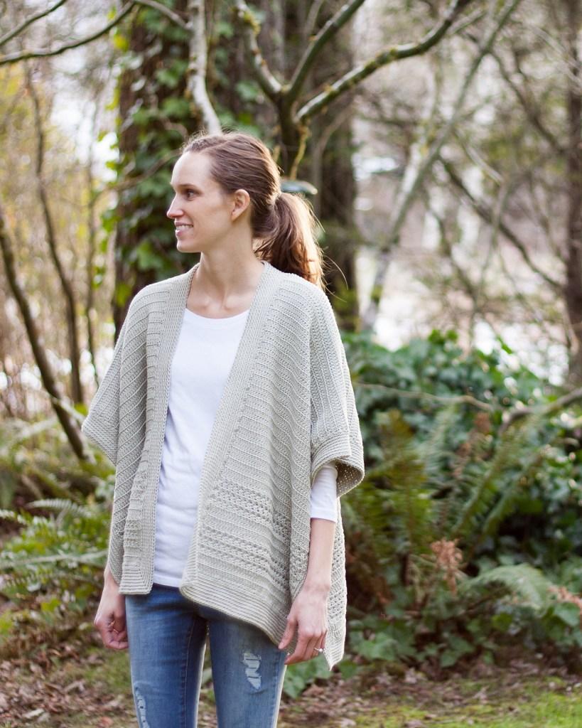 Sage Cardi – Crochet Pattern