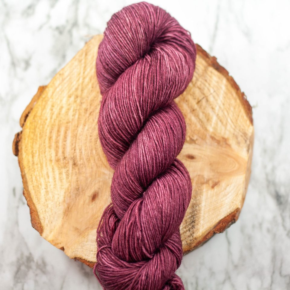 Becky- Ready to Ship – Squish Squid Worsted