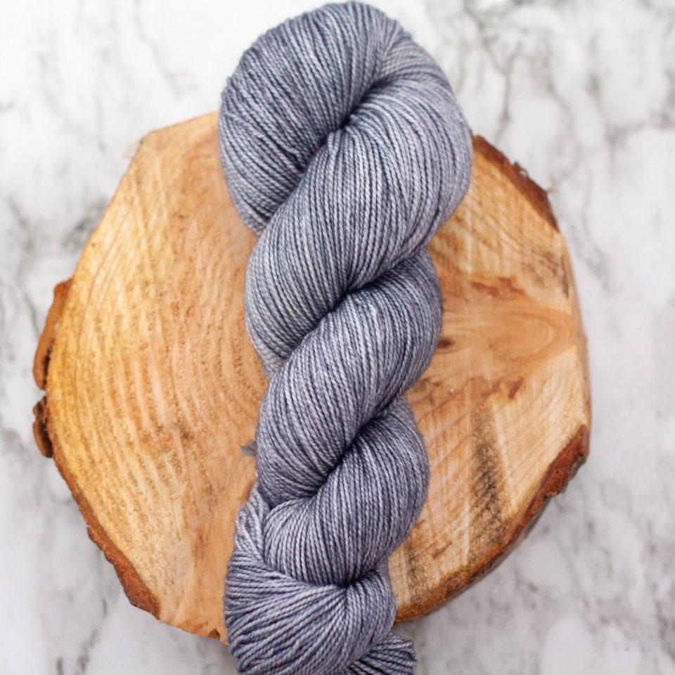 Slate – Ready to Ship – Twist Squid Sock