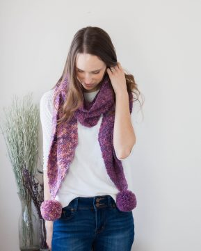 Alderwood Scarf