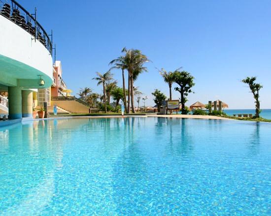 海景游泳池-墾丁夏都沙灘酒店-Chateau Beach Resort