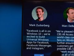 Facebook windows desktop app