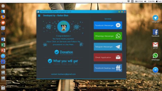 Ubuntu Social Media Kit