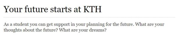 KTH Career Counselling