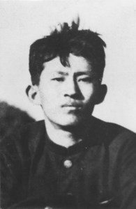 Yi-Sang in High School