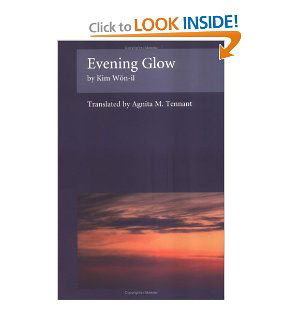 Evening Glow Cover